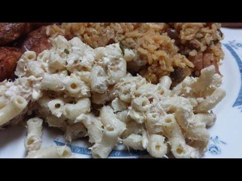 Ensalada de coditos con tuna atun youtube - Ensalada de arroz con atun ...