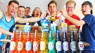 REAL-LIFE WUNDERFIZZ CHALLENGE with Z House!