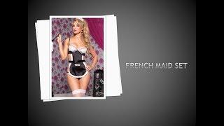 French Maid Set | Cassinovas