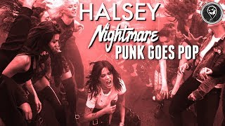 """Halsey - Nightmare [Band: Scarlet City] (Punk Goes Pop) """"Rock Cover"""""""