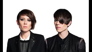 Tegan and Sara at Women's World Cup - EXCLUSIVE ANNOUNCEMENT!