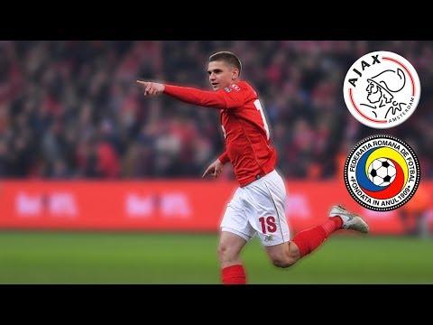 RĂZVAN MARIN • Welcome to AFC Ajax!? • Goals & Skills