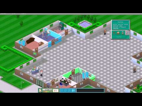 Theme Hospital #01 |Slovenský gameplay| Doktor Mandragora v akcii