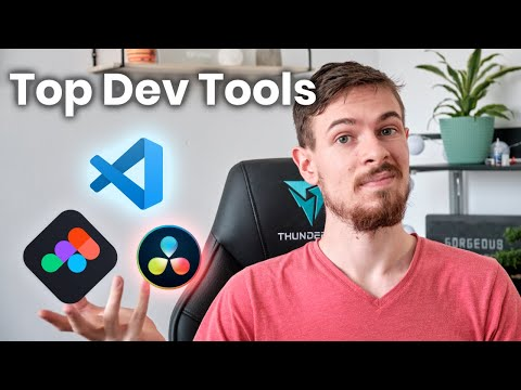Top Tools For Web Developers That I Use