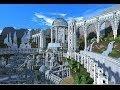 Minecraft Build Showcase #2 - Lost City Of Atlantis