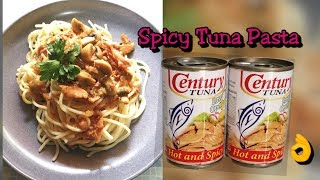 Spicy Tuna Pasta Easy Recipe Swak sa Budget Queen Mom Food Studio