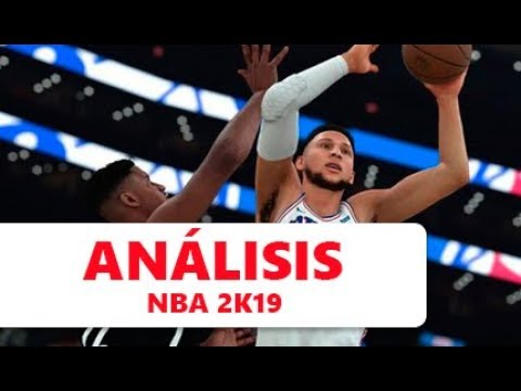NBA 2K19 | El mejor mate de baloncesto | ANÁLISIS & CRÍTICA SWITCH PS4 XBOX PC