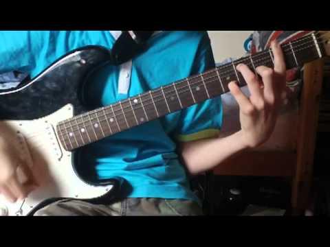 Day Tripper Rhythm Guitar Lesson