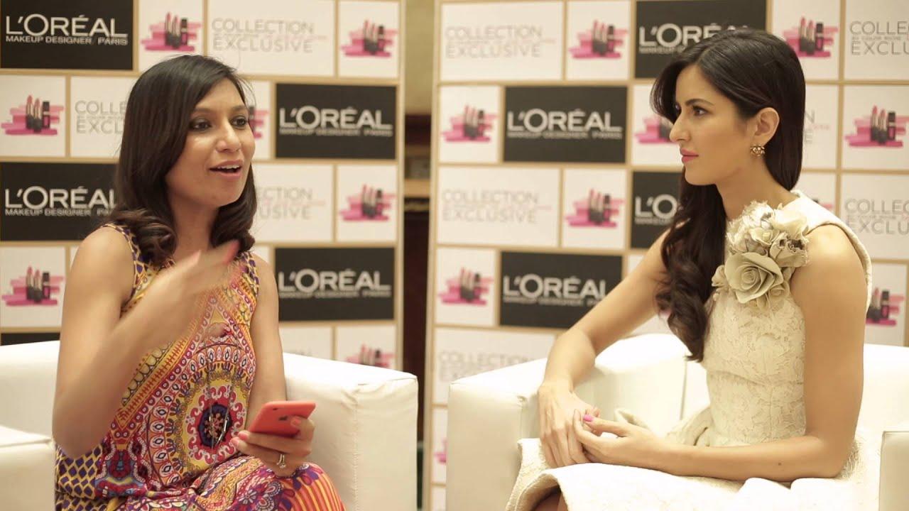 Katrina Kaif Tells Us Her Beauty Secrets
