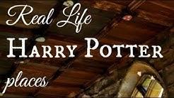 Местата, където е заснет Хари Потър / Harry Potter Movie Locations