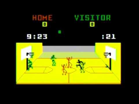 Intellivision   Basketball