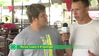 4-H Interviews 2015: Marion County Kansas