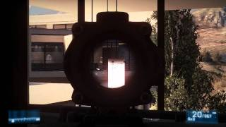 Battlefield 3: Mission 11 - Kaffarov Gameplay HD