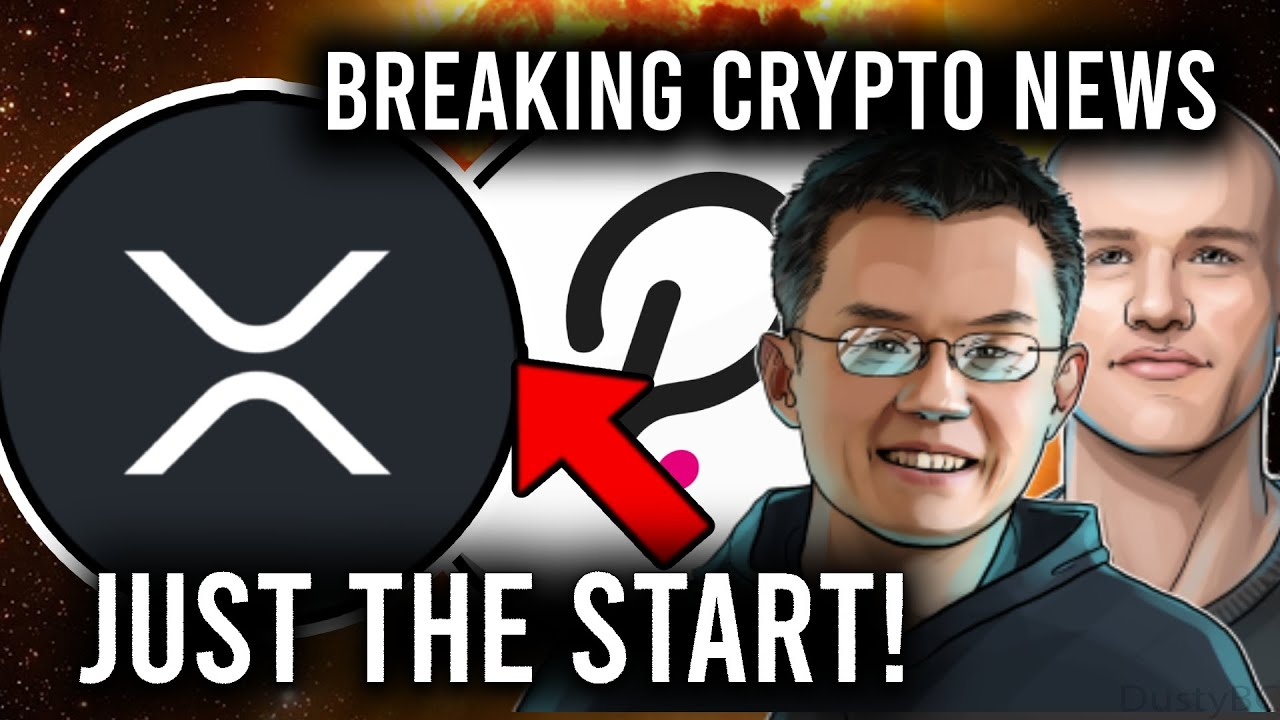 """Download RIPPLE XRP """"SCORED A MAJOR WIN""""? THIS IS JUST THE START!!!! ROBINHOOD SHIBA, COINMARKETCAP HACKED!"""