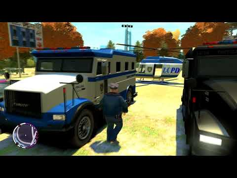GTA IV EMERGENCY VEHICLE REGULAR HORN