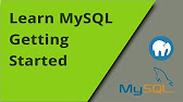 Learning MySQL - YouTube