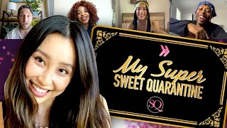 My Super Sweet Quarantine Birthday