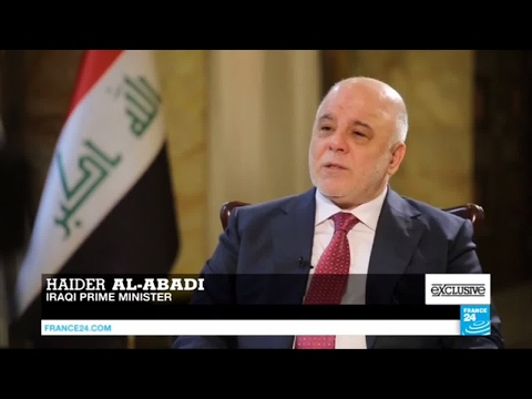 """Exclusive interview with PM Haider al-Abadi: """"we have almost crushed Daesh militarily in Iraq"""""""