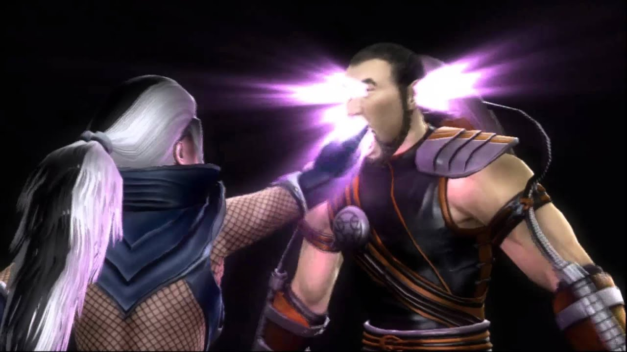 Mortal Kombat 9 Sindel - all fatalities - YouTube