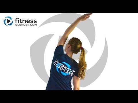 Thumbnail: Relaxing Stretching Workout for Stiff Muscles & Stress Relief - Easy Stretches to Do at Work