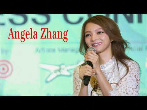 Angela Zhang 精選集 | Angela Zhang 最愛2017年歌曲 Top Songs of 2017 [完全版 Complete]