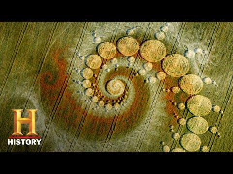 Ancient Aliens: Secret Crop Circle Messages (Season 10) | History