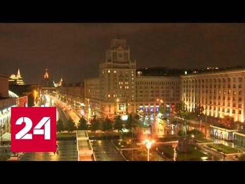 Как сейчас погода в москве