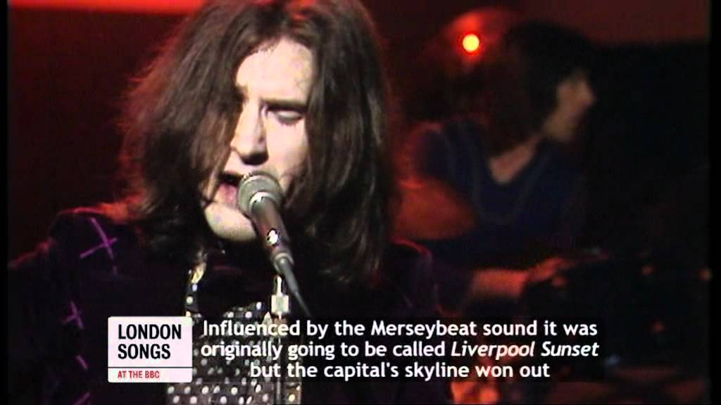 The Kinks Waterloo Sunset London Songs at the BBC - YouTube