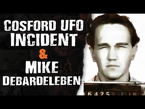 Cosford UFO Incident & Mike Debardeleben - Creepy Mysteries