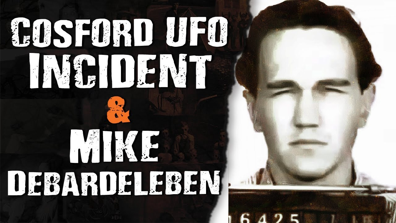 Cosford UFO Incident & Mike Debardeleben - Creepy Mysteries