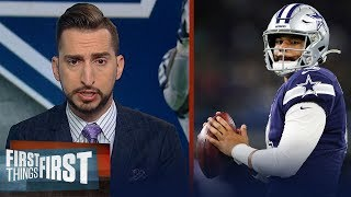 Download Nick Wright breaks down what the Cowboys need to do to win moving forward   NFL   FIRST THINGS FIRST Mp3 and Videos