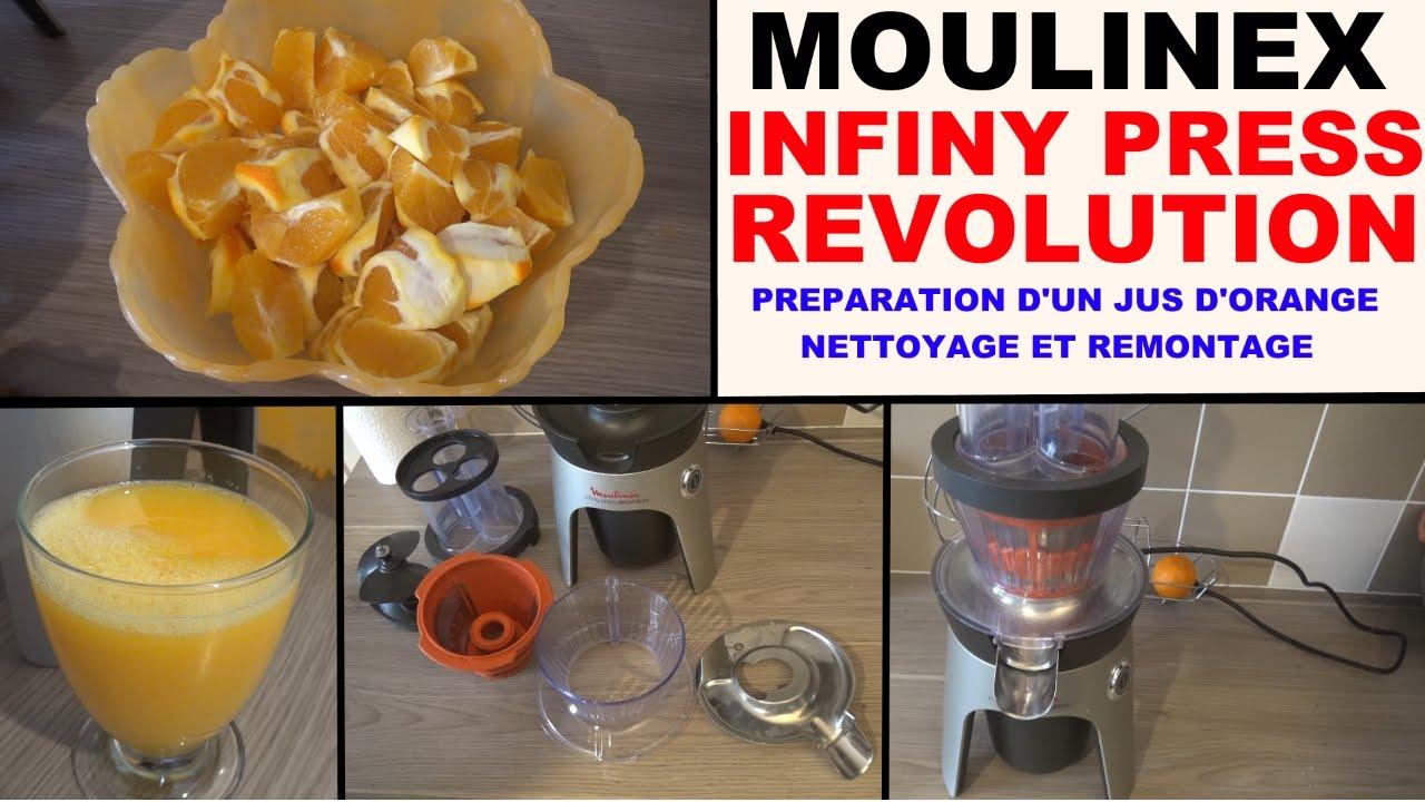 infiny press revolution moulinex avis test pr paration jus. Black Bedroom Furniture Sets. Home Design Ideas