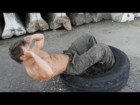 Ghetto Urban Street Workout - Downtown LA