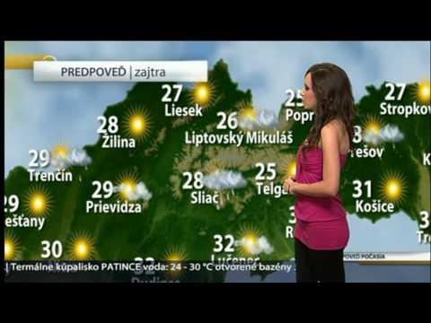 Markiza - Předpověď počasí