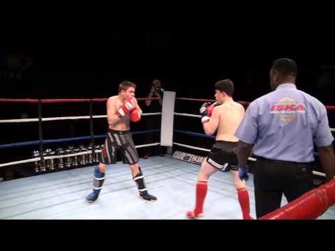 Ryan Woodie (Contender) v Tom Dean (TMAS) K1 65kg