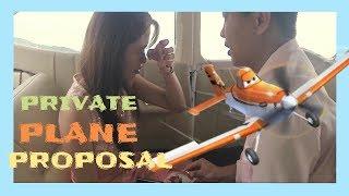 Private Plane Engagement Proposal in BOHOL   Kenlong