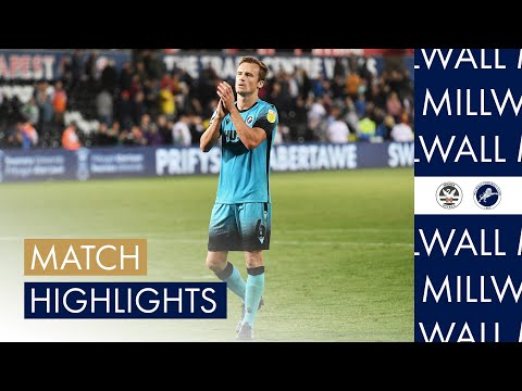 Swansea Millwall Goals And Highlights