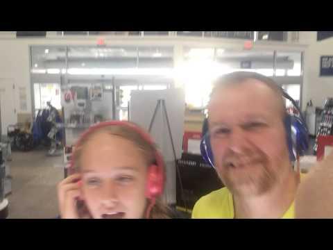 Daddy daughter duo. #daddydaughter. #priceless #karaoke #familyfun #singing #funny #love #beats