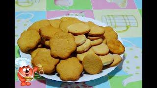 печенье домашнее на сметане - простой рецепт