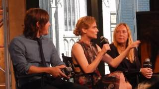 Highlights of Event: Norman Reedus & Diane Kruger at AOL Build  - Part 2