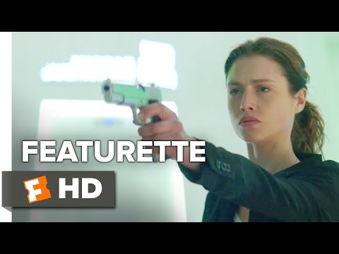 Hitman: Agent 47 Featurette  Creating Katia Van Dees 2015  Hannah Ware, Zachary Quinto Movie HD