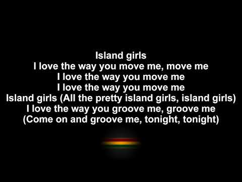 Pati ft. O-shen - Island Girls (Lyrics)