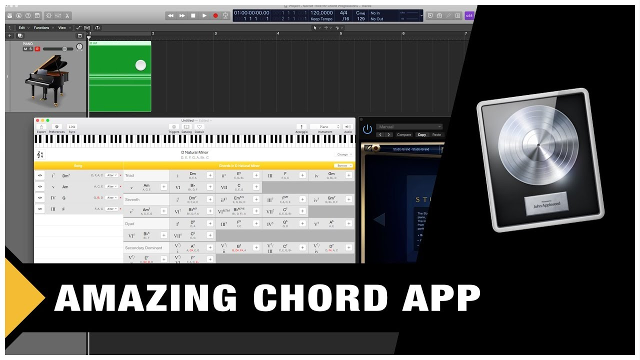 Chord progression generating plugins - recommendations - Gearslutz