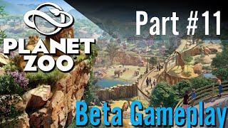 Beta GamePlay - Planet ZOO - Part #11