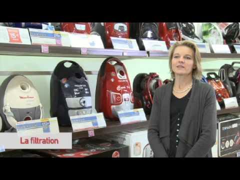 Auchan - Comment choisir son aspirateur ?