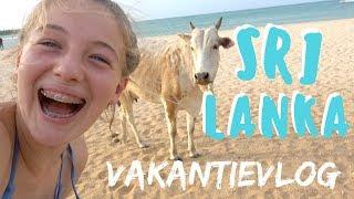 MOOISTE TREINREIS VAN DE WERELD PAKKEN IN SRI LANKA - VAKANTIEVLOG #1