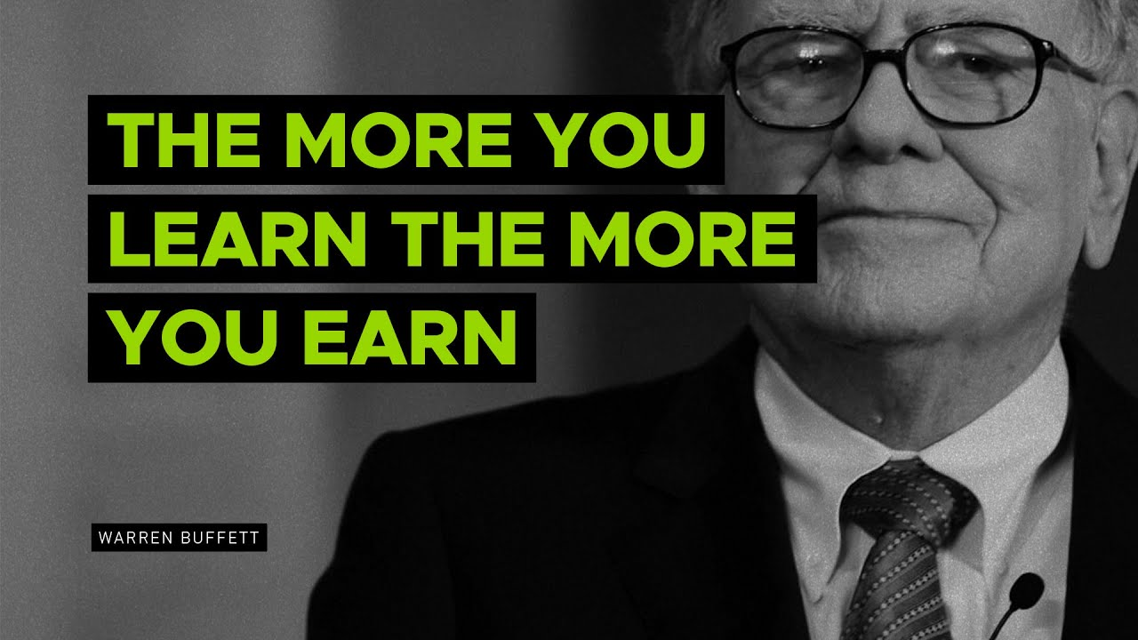 Sales Motivation Quote The More You Learn The More You Earn