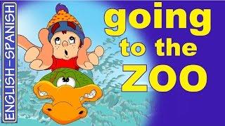 GOING TO THE ZOO TOMORROW -English/Spanish - with Lyrics