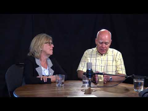 David Coon, Elizabeth May - Green Party Election NB 2018 (Politics)