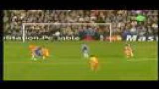 Didier Drogbas Siegtreffer gegen Barcelona